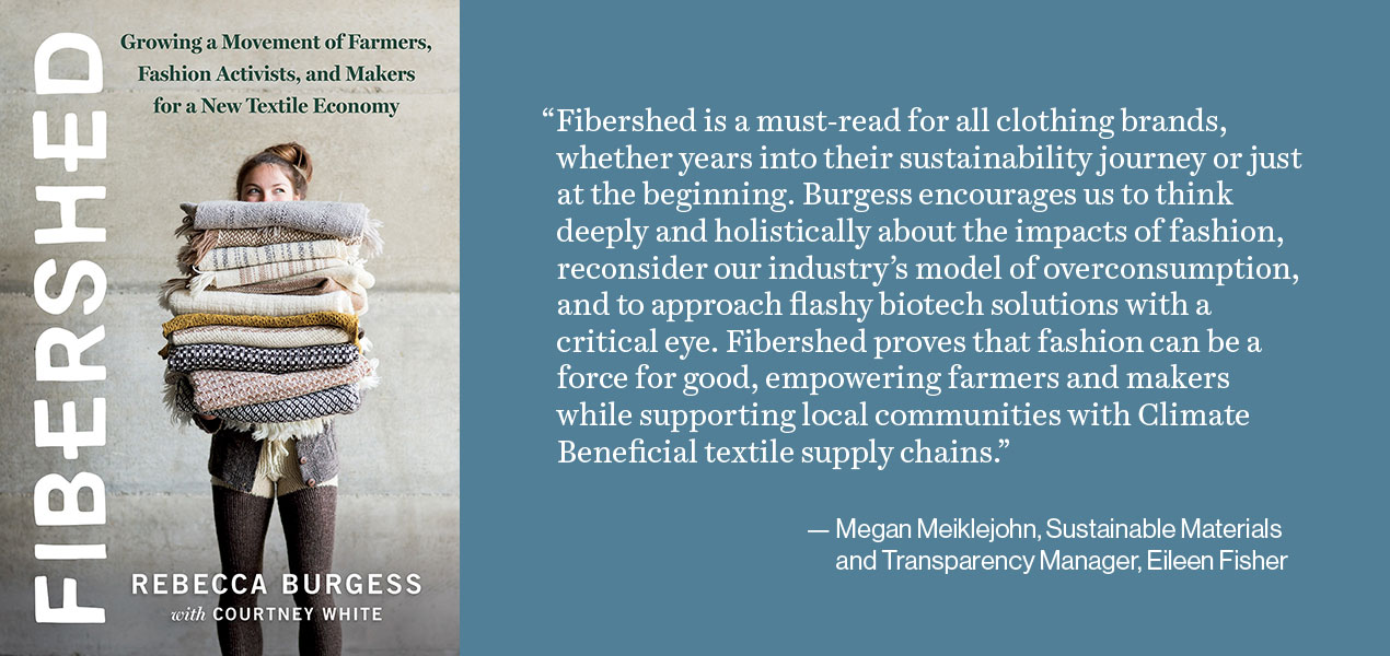 Fibershed book quote